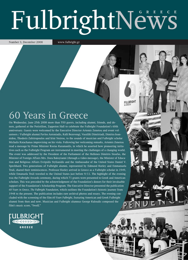 Fulbright Newsletter 3rd Issue