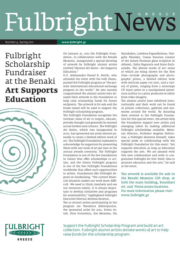 Fulbright Newsletter 4th Issue