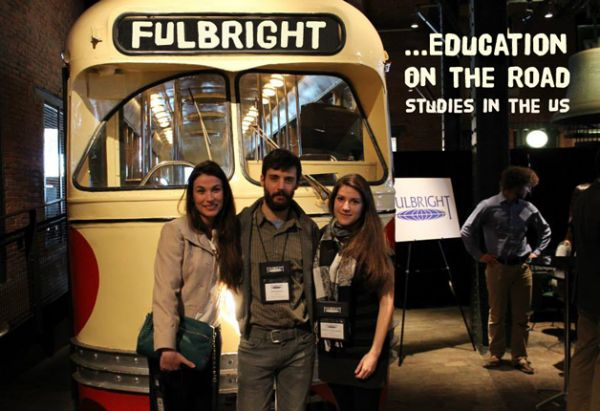 Fulbright Greece on the Road: Thessaloniki and Kozani