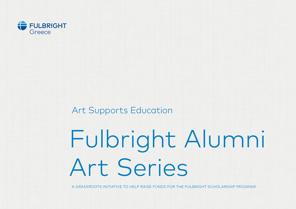 Fulbright Art Supports Education Cover