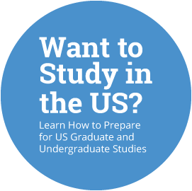 whant to study in the us