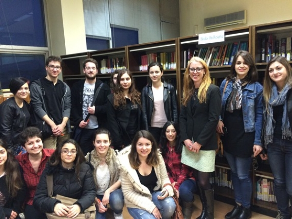 My Fulbright in Greece: Elizabeth Duclos-Orsello, American Studies