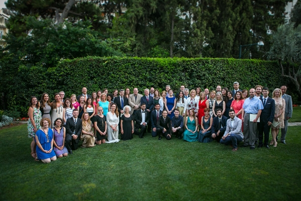 Fulbright Annual Awards Ceremony – Honoring Scholars & Donors
