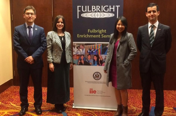 Fulbright Enrichment Seminar at Washington D.C.