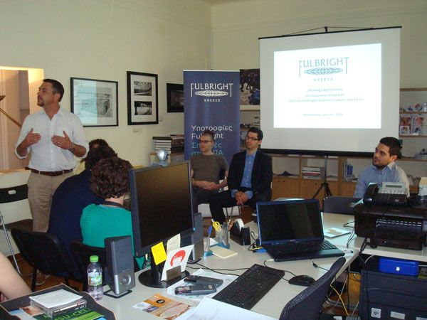 Fulbright Grantees Pre-Departure Orientation