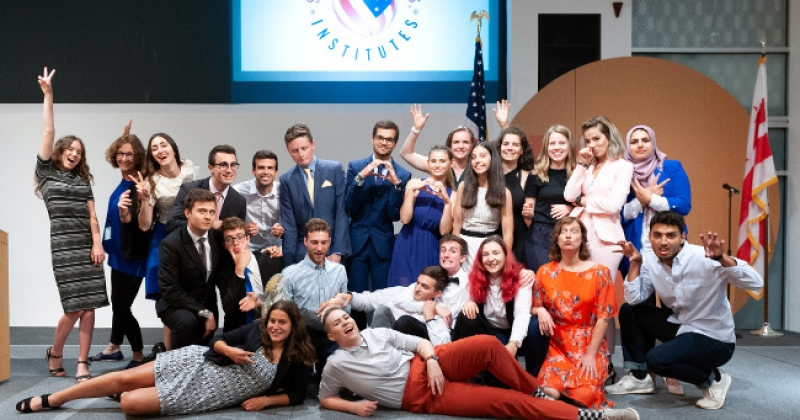 Study of the U.S. Institutes for Student Leaders from Europe